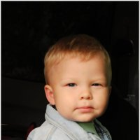 маленький мужчина :: Евгения Сурина