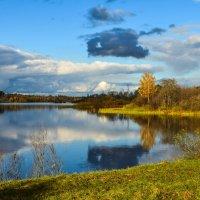 Золотая осень :: Данила Морозов