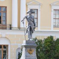 Памятник Павлу I :: Евгений Васильев
