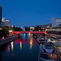 Evening canal from Danube :: Roman Ilnytskyi