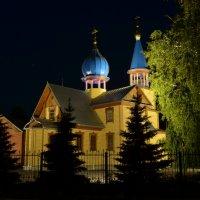 церковь в сузуне :: юля кёниг