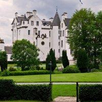 Замок Блэр (Blair Castle) из серии ЗАМКИ ВЕЛИКОБРИТАНИИ :: Олег Неугодников
