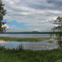 Озеро сибирское Инголь. :: Наталья Юрова