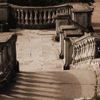 лестница в прошлое... :: Елизавета Вавилова