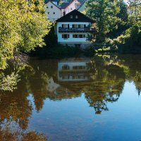 Дом у реки :: Вальтер Дюк