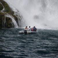 Водопад :: Игорь Ястребов