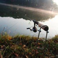 на рыбалке :: Дарина Нагорна