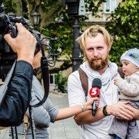 День бороды в Одессе :: Игорь Стародубец