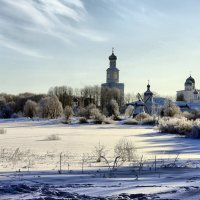 Юрьев монастырь :: Андрей Григорьев