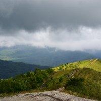 Кавказские горы :: Ирина Фёдорова