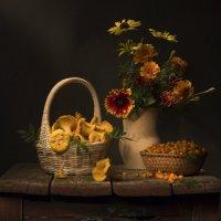 Вот и осень... :: Svetlana Sneg