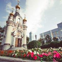 Религиозное сооружение :: Дмитрий Бугров