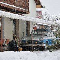 А снег идет... :: Asya Piskunova
