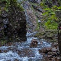 река Амгу. к водопаду :: Кузнецов