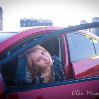 Счастливая! :: Olka Mirontseva