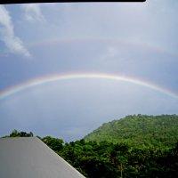 Double rainbow :: Ekaterina Ribnikova