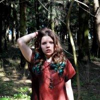 гуляя :: Катя Саленик