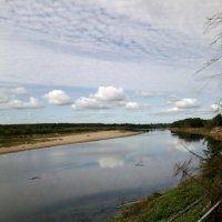 В реку смотрятся облака... :: Dogdik Sem