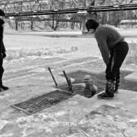 Не холодно... :: Николай Белавин