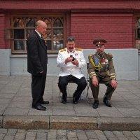Троица из прошлого :: Николай Белавин
