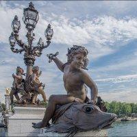 Мост Александра III :: Melany Kingston