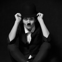образ Чаплина :: Александра Коссова