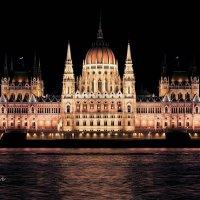Парламент в Будапеште :: Алексей Михайлов
