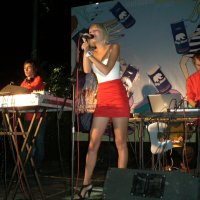 Концерт в ночном клубе :: Галина АЖур-ва