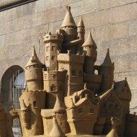 Песочный замок :: Маера Урусова