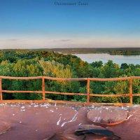 с башни.. :: Taras Oreshnikov
