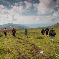 Алтай, Перевал Багаташ :: Тамара Гераськова