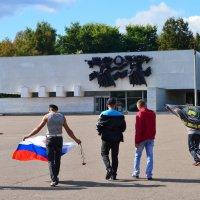 День танкиста - 8 сентября 2013 :: Владимир Павлов
