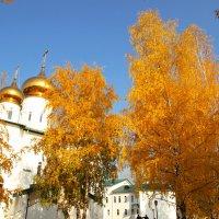 Золото осени :: Григорий Азатян