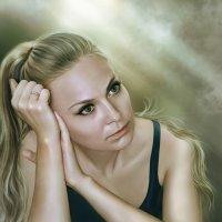 Портрет дочери :: Татьяна