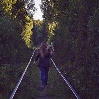 Тоннель :: Светлана Брюханова