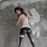 ярость :: Татьяна Ширякова