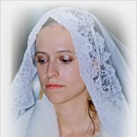 Как роза белая, как символ чистоты... :: Дмитрий Анцыферов