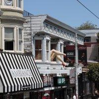 Сан-Франциско - город в стиле диско. :: Алексей Пышненко