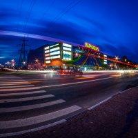 Ночные Краски Города :: Юрий Морозов