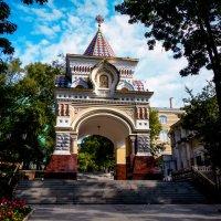 Триумфальная арка :: Алексей Фёдоров