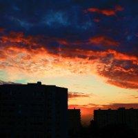 утро с балкона :: Вадим Виловатый