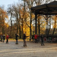 Вот так тихонечко от осени к зиме и разворачиваемся... :: Ирина Данилова