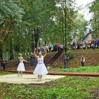 В старом парке :: Валерий Симонов