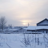 Зимний вечер :: Maria Bulanova