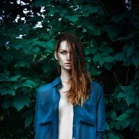 модельне тесты :: Кристина Альмухамбетова