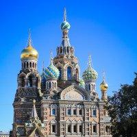 Храм Спа́са-на-Крови́ :: Максим Чаботько