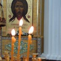 в церкви :: Константин Трапезников