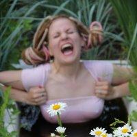 Ярость и нежность :: Ринат Отморский