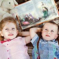 Дети в лете :: Тамара Жугина