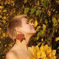 Золотая осень :: Ринат Отморский